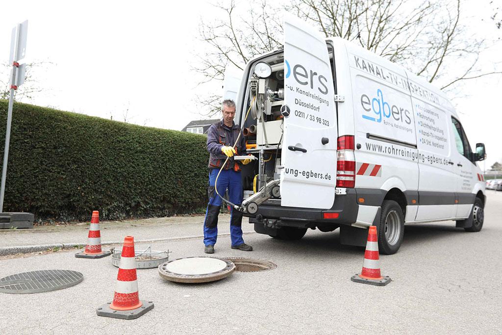 Rohrreinigung Düsseldorf